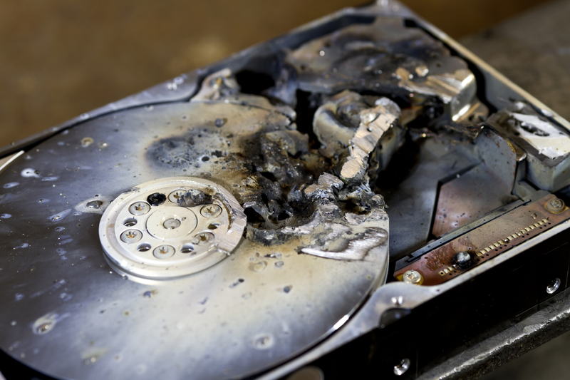 Further thoughts on the year ahead with data destruction a